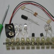 Code Practice Oscillator Using 555 Timer