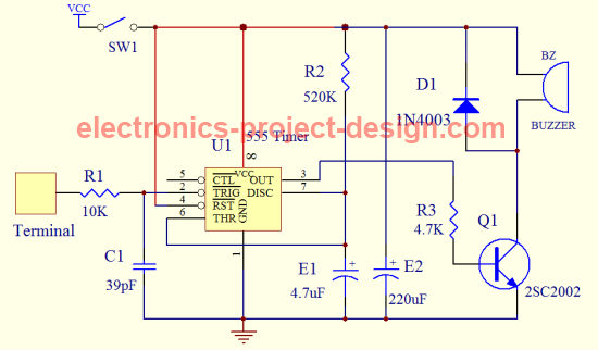 Electronics Project and Design Blog