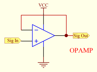 Voltage Follower Circuit