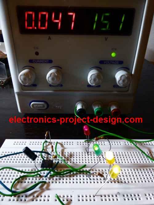 LED Flasher Project Setup