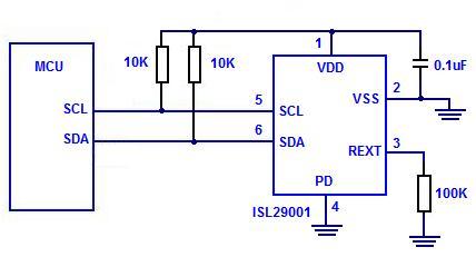 Digital Light Sensor